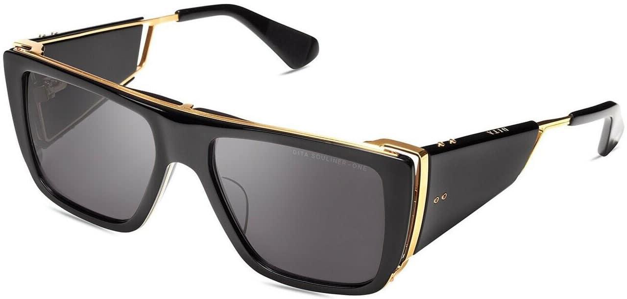 127-01 Black Yellow Gold