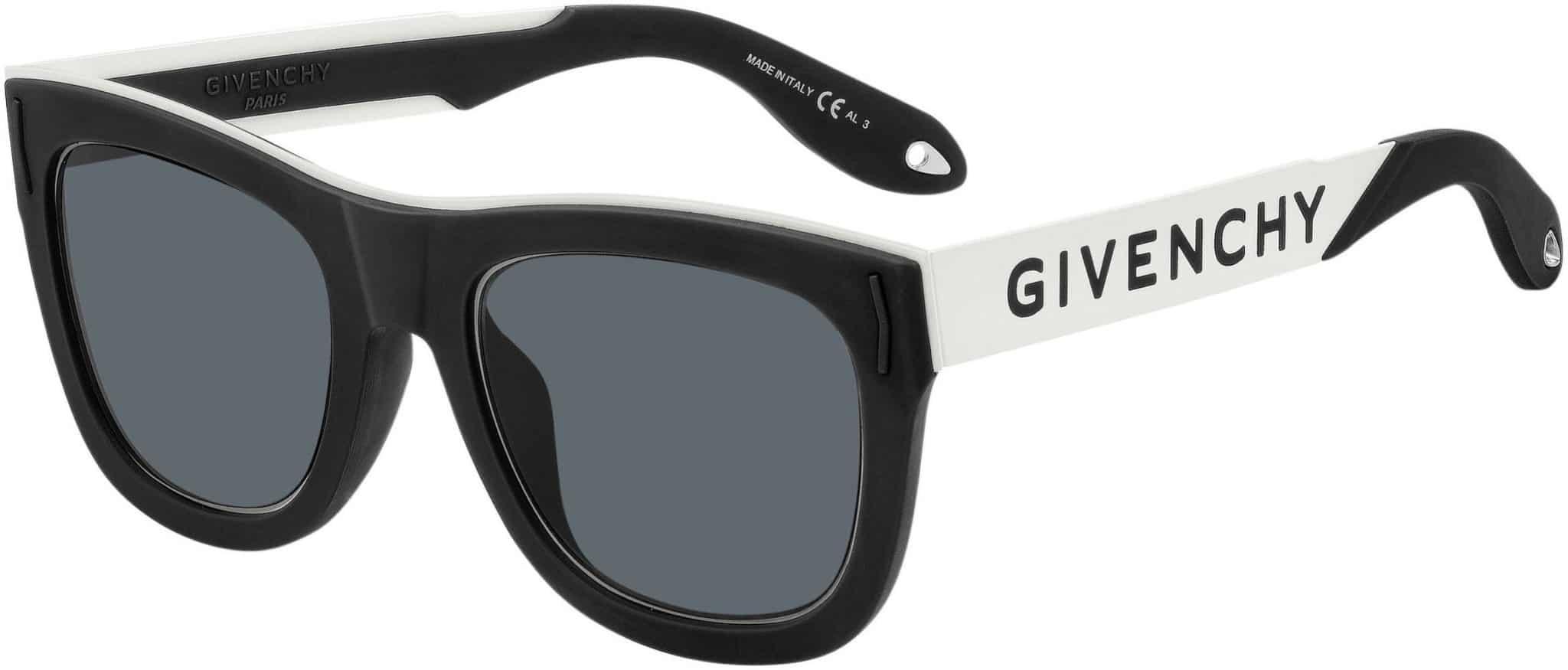 80S Black White